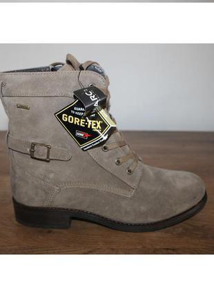 Зимние водонепроницаемые ботинки marc soft walk gtx, германия