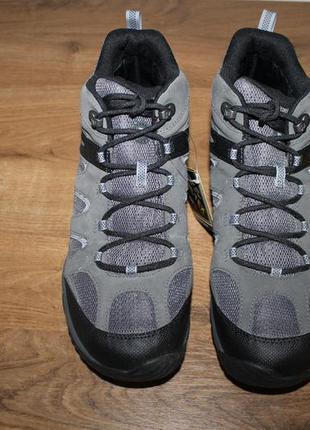 Треккинговые ботинки merrell outmost mid vent gtx gore-tex j42...