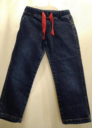 Модные джинсы для мальчика 5 лет