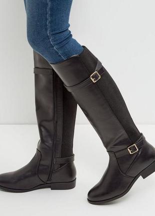 Сапоги на широкую ногу new look wide fit, 41 размер