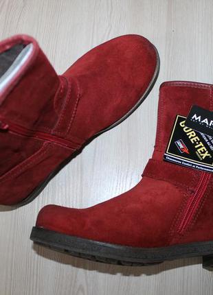 Демисезонные сапоги gore-tex marc soft walk