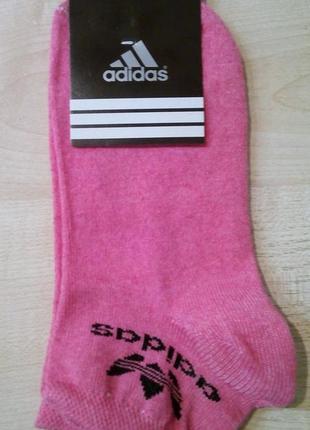 Носки женские  adidas короткие