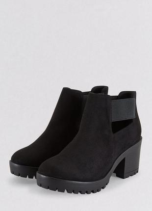 Модные ботинки, ботильоны new look