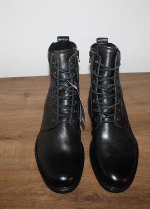 Ботинки зимние ecco newcastle