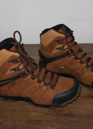Ботинки merrell chameleon 7 tall gore-tex