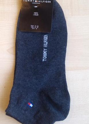 Носки tommy hilfiger мужские короткие
