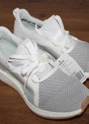 Кроссовки adidas pureboost x 2.0 clima white