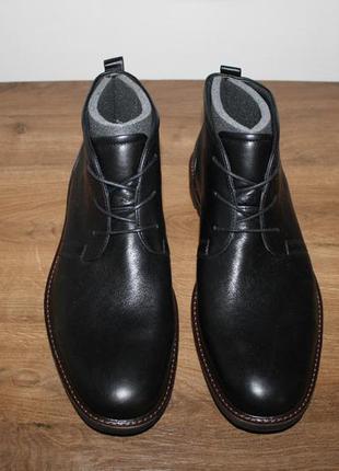 Кожаные ботинки ecco jeremy hybrid, 43, 45 размеры