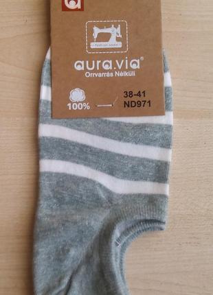Носки женские aura.via короткие, венгрия