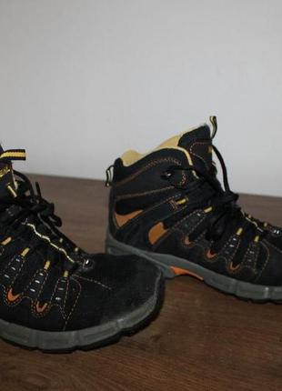 Зимние ботинки meindl snap junior mid nässeschutz, 33 размер