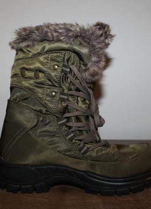 Зимний ботинки, дутики orion sport, 40 размер 27 см
