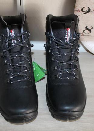 Зимові утеплені черевики grisport italy