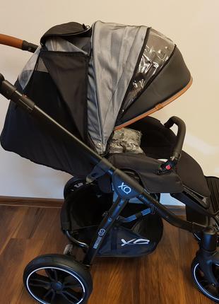 Детская прогулочная коляска Babyactive XQ