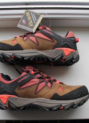 Водонепроникні черевики кросівки merrell all out blaze 2 gtx g...