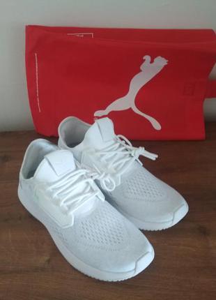 Мужские кроссовки puma uprise mesh white