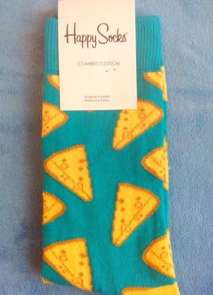 Носки мужские happy socks для веселых и неординарных личностей...