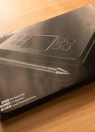 """Графический планшет Veikk A50, 10.1"""", новый"""