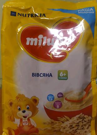 Каша молочная Milupa Овсяная