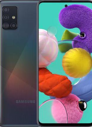 Мобильный телефон Samsung SM-A515FZ (Galaxy A51 4/64Gb) Black