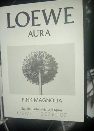 Пробник аромата loewe