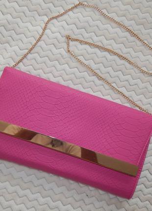 Клатч сумка сумочка new look