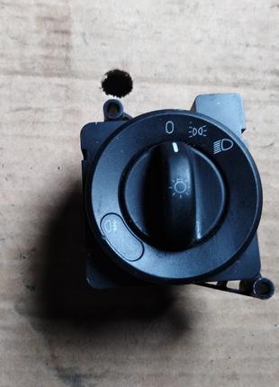 Блок управления освещением переключатель Mercedes Sprinter 906545