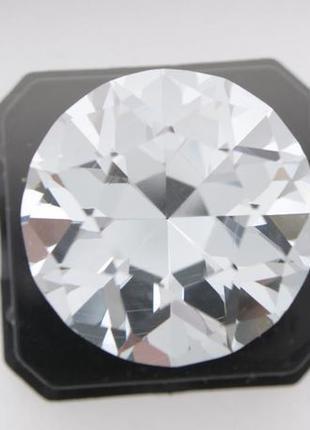 Ручка мебельная GTV Crystal Palace B d=25 кристалл и C d=30