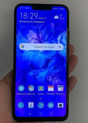 Huawei P Smart Plus 4/64Gb Black в ОТЛИЧНОМ состоянии