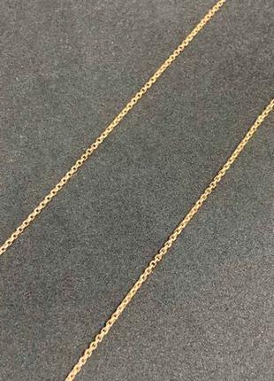 Золотая цепочка 583 пробы, плетение Питон (Кардинал) 55 см Вес...