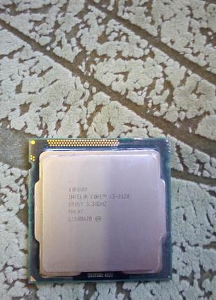 Процессор Intel Core i3-2120 Socket 1155