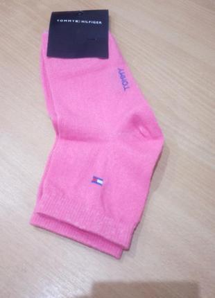 Носки tommy hilfiger женские цветные