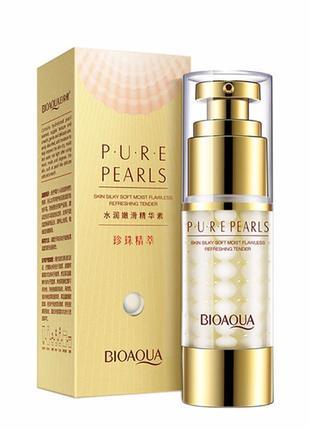 Крем для глаз с экстрактом жемчуга 30 гр pure pearls