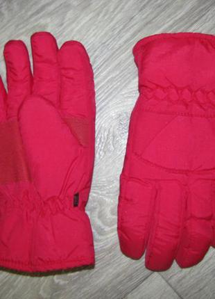 Перчатки лыжные m р. 7,5 краги зимние