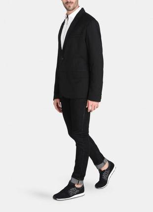 Пиджак от немецкой премиум-марки,шерсть, eduard dressler,по см...