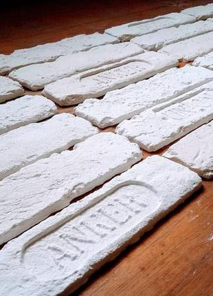 Гіпсова декоративна плитка Гипсовая плитка