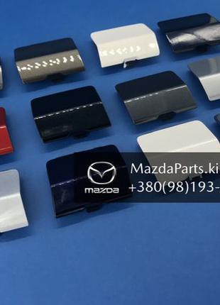 Заглушка заднего бампера MAZDA 6 (2012-2018)