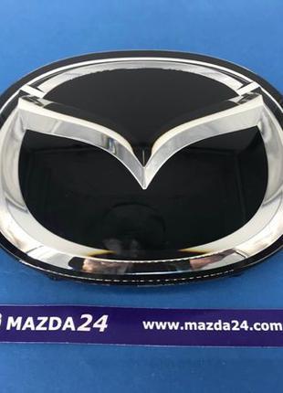 GHR651730 – Эмблема передняя, значок на Mazda 6 (GJ), CX-5 (KE)