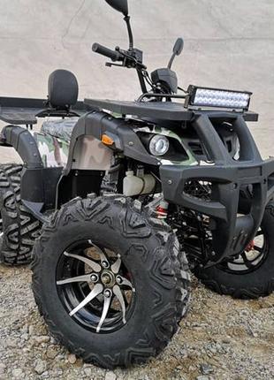 РОЗПРОДАЖА!!! Новий квадроцикл SOK-MOTO 250 куб. КАРДАН водяне...