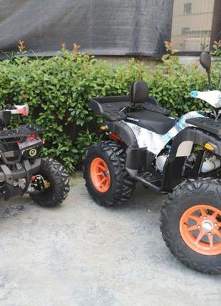 Розпродажа!!! Продам новий квадроцикл Hamer LUX 300 кубів, 4*4,