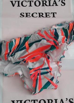 Плавочки victorias secret pink