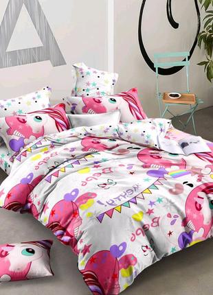 Комплект детского постельного белья ✨ЕДИНОРОГ✨