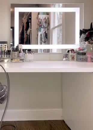 Зеркало в ванную с LED (лед) подсветкой