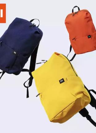 Лёгкий тканевый рюкзак mi