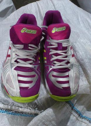 Кроссовки волейбольные женские волейбольні кросівки жіночі asi...