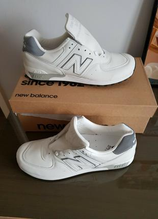 New Balance 576 White ( Made in England