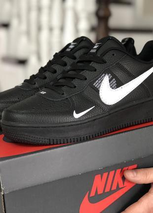 Кроссовки Найк Аир Форс Nike Air Force, мужские, р. 41-46, SF