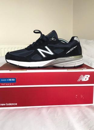 New Balance 990v4 black