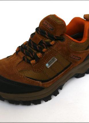 Hi-tec hillside водонепроницаемые ботинки кроссовки оригинал
