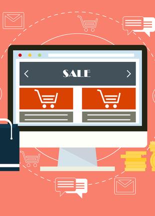 Веб сайты и онлайн магазины под ключ