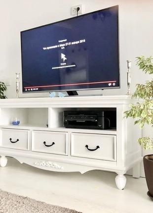 Тумба ТВ Прованс для вітальні
